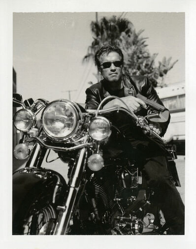 Sante D'Orazio, 'Arnold Schwarzenegger LA CA'