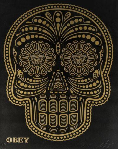 Shepard Fairey, 'Day of the Dead (Dia de los Muertos)', 2008