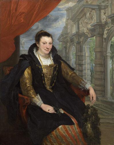 Anthony van Dyck, 'Isabella Brant', 1621