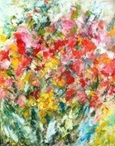 Rita Kashap, 'Magic garden 2', 2017