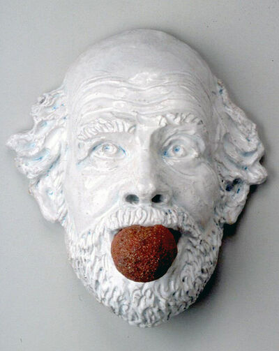 Robert Arneson, 'Ceramic Gag No. 2', 1991