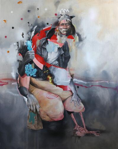 Joram Roukes, 'Big Red', 2015