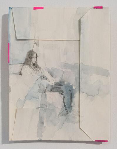 Casper White, 'Next Day 5 (Emma)', Mallorca