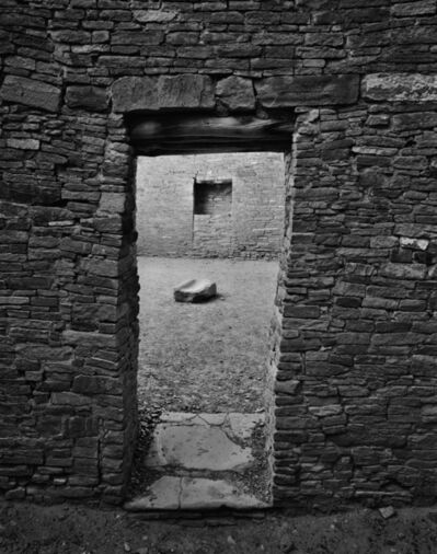 Cody S. Brothers, 'Chaco Doorway and Grindstone', 2017