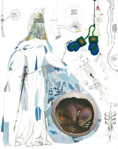 Elena Cecchinato, 'I want your face in my wallet', 2010