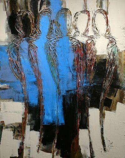 Janet McGreal, 'Blue Bayou', 2017