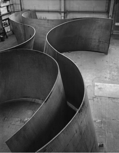Richard Serra, 'Junction', 2011