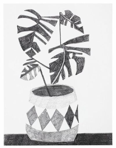 Jonas Wood, 'Untitled (Xerox)', 2009