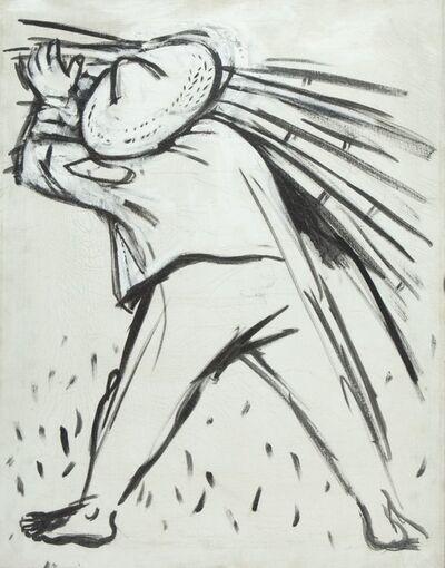 Xavier Bueno, 'Tagliatore di canne'