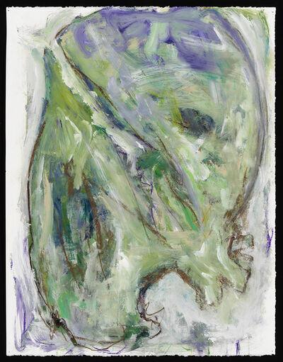 Michael K. Paxton, 'Purple Drawing', 2018