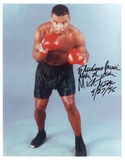 Richard Prince, 'To Richard Prince, Mike the Mike, Mike Tyson, 9/27/96', 2000