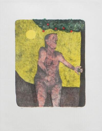 """Rufino Tamayo, '""""Adam""""', 1994"""