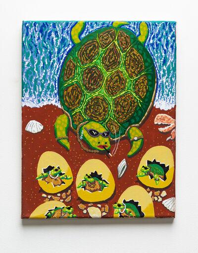 Ralph Pugay, 'Crazy Rich Turtles', 2018