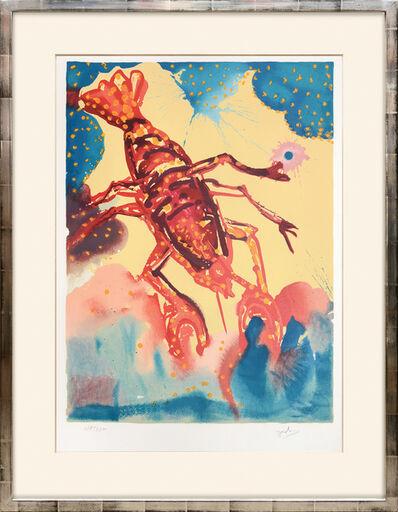 Salvador Dalí, 'Cancer', 1967