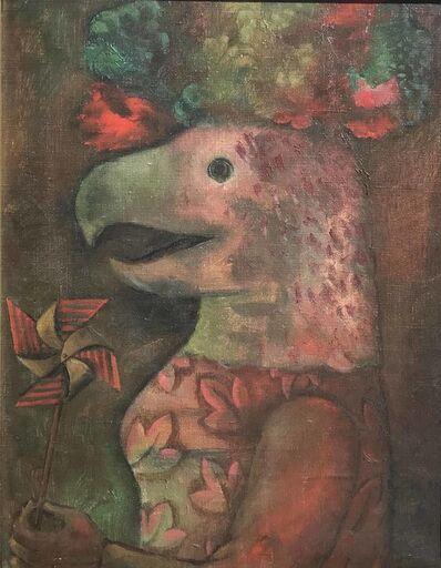 """Luis Alberto Solari, '""""Lorita de paseo""""', 1969"""