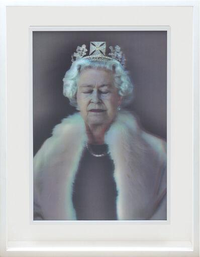 Chris Levine, 'Lightness of Being. [Queen Elizabeth II.]', 2009