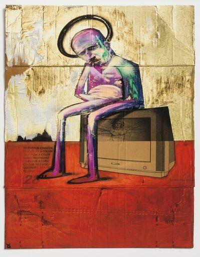 Adam Neate, 'Nothing on TV', 2007