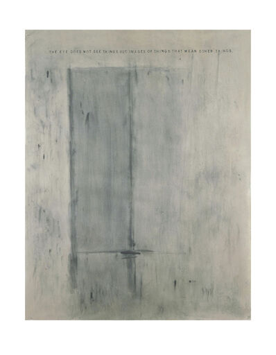 Raquel Rabinovich, 'Invisible Cities 4', 1984