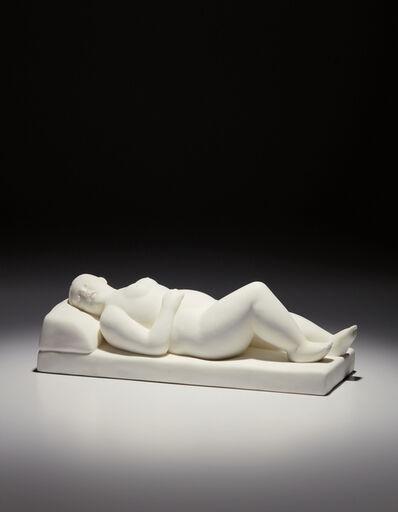 Fernando Botero, 'Reclining Nude', 2006