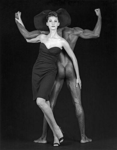 Robert Mapplethorpe, 'Thomas and Tara', 1986