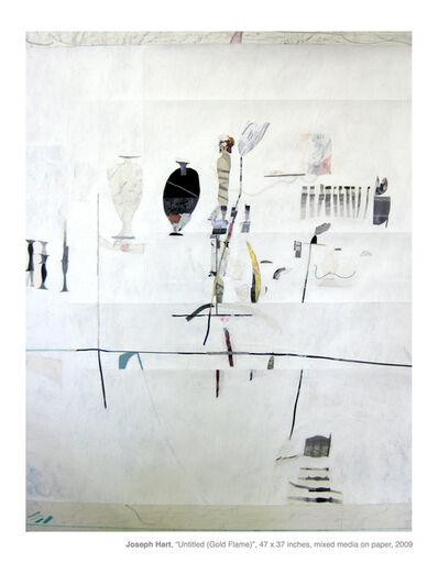 Joseph Hart, 'Untitled (Gold Flame)', 2009
