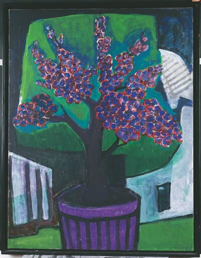 Hoo Mojong, ' Plant Series 30', 2000