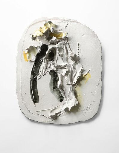 Lucio Fontana, 'Deposizione', 1955-1956