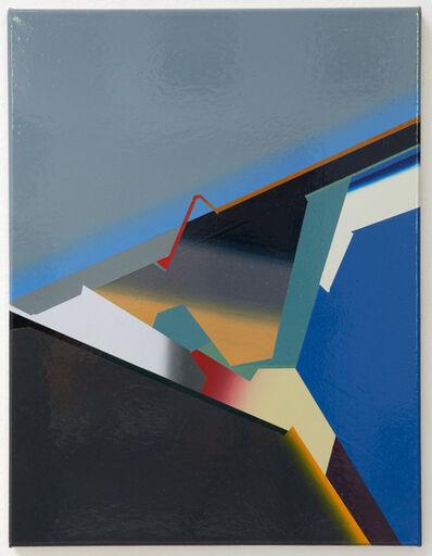 Marc von der Hocht, 'Shaper', 2015