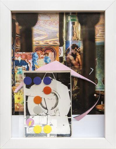 Nana Mandl, 'Rendez-vous a trois', 2017