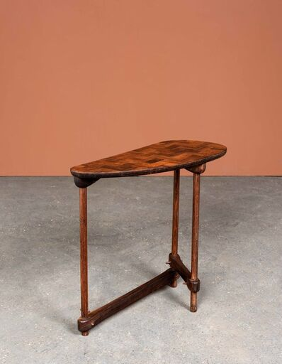 Don Shoemaker, 'Side table Cocobolo', vers 1970