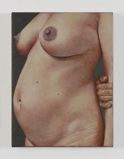 Oliver Osborne, 'Untitled (Pregnancy)', 2016