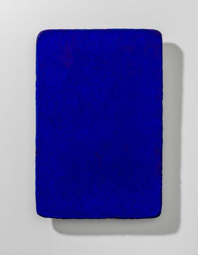 Yves Klein, 'Monochrome bleu', 1957