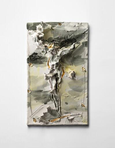 Lucio Fontana, 'Cristo', 1955-56