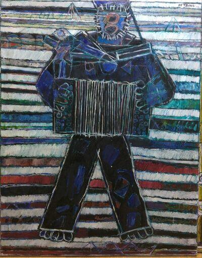 Moshe Tamir, 'Accordéon ', 1993