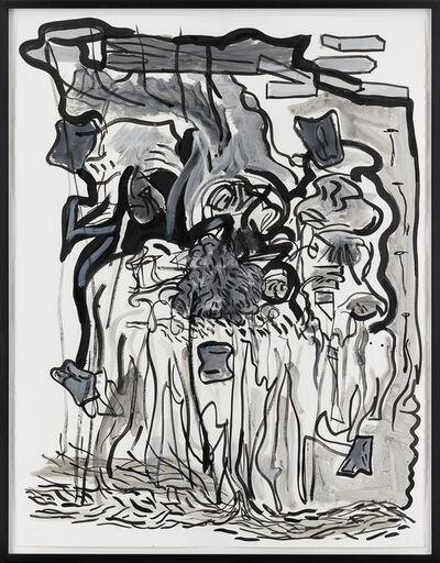 Tobias Pils, 'Untitled (NY black)', 2014