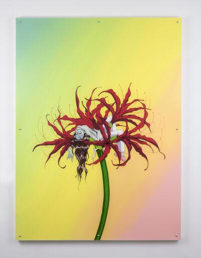 Julien Ceccaldi, 'Hell Flower', 2018