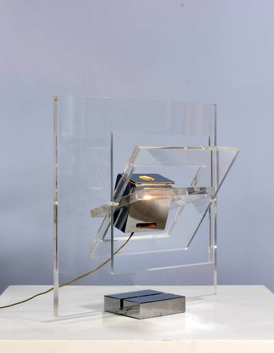 Yonel Lebovici, 'Satellite, Lamp', 1971