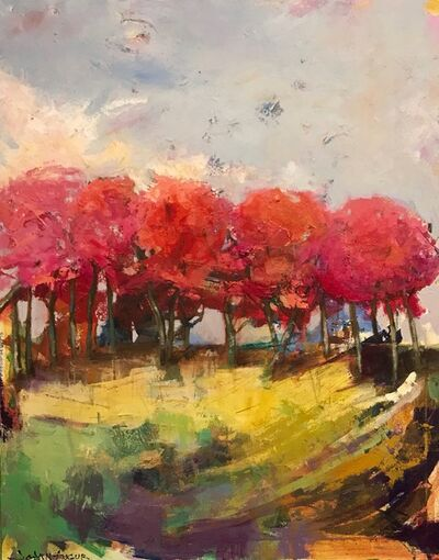JoAnn Augur, 'Majestic Colors', 2018