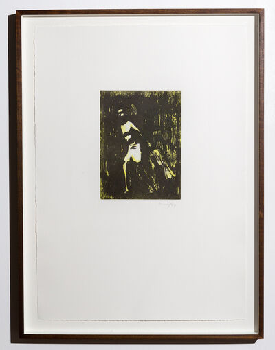 Peter Doig, 'Fisherman', 2004