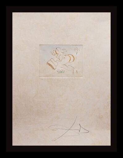 Salvador Dalí, 'Petites Nus (From Appollinaire) B', 1972