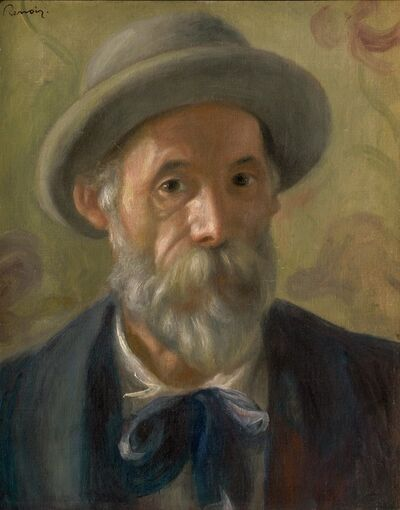 Pierre-Auguste Renoir, 'Self-Portrait', 1899