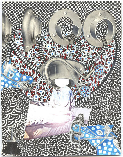 Roz Leibowitz, 'The Blue Light', 2009