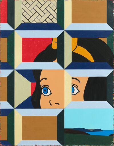 Lai Chiu-Chen, 'Snow White Wants to Sneak Away to the Beach', 2018