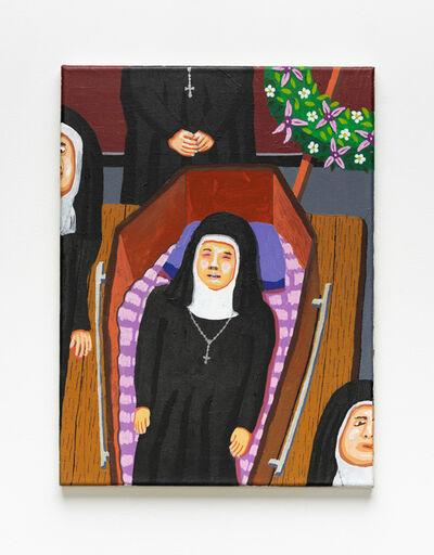 Ralph Pugay, 'Nun Funeral', 2018