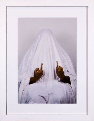 Sondra R. Perry, 'White Sheets (two works)', 2014