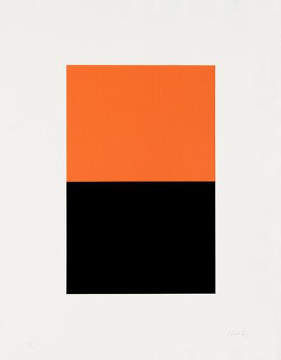 Ellsworth Kelly, 'Untitled', 1972