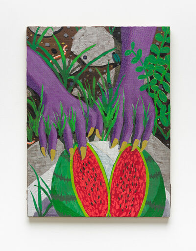 Ralph Pugay, 'Open Fruit', 2018