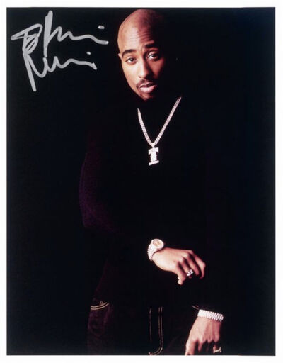 Richard Prince, 'To Richard Prince (Tupac Shakur)', 2000