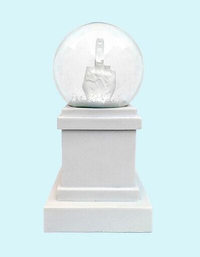 Maurizio Cattelan, 'L.O.V.E. Snow Globe', 2014
