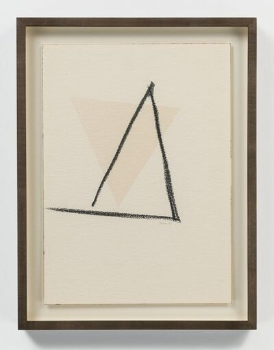 Mira Schendel, 'Untitled (from the series Watercolors/Aquarelas)', 1983